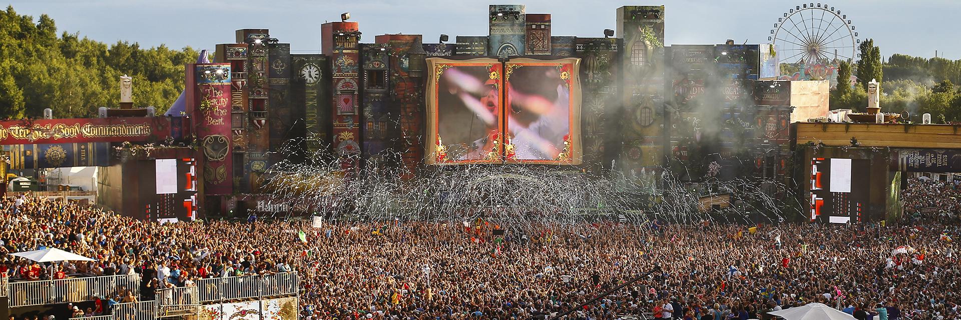 - Tomorrowland