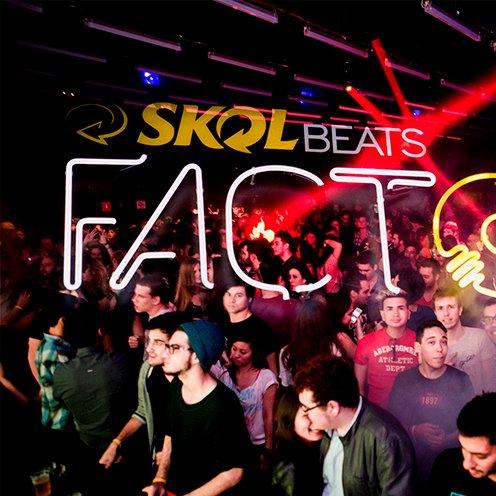 Os 12 melhores momentos do Skol Beats Factory