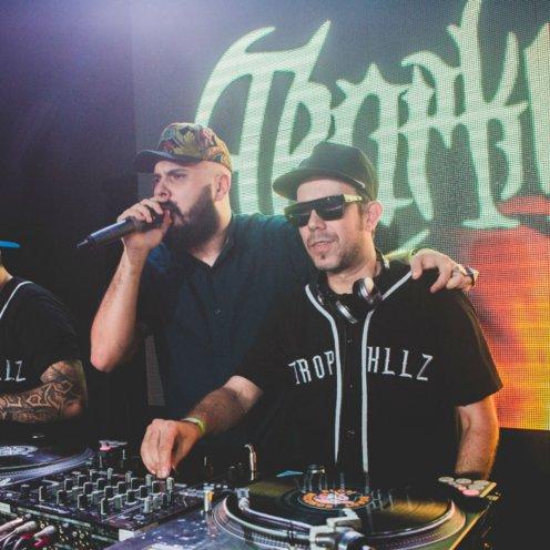 Lan�amento Skol Music: Tropkillaz faz parceria com rapper Donces�o em �$$$�