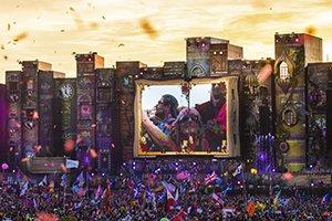 Diplo é uma das atrações do TomorrowWorld